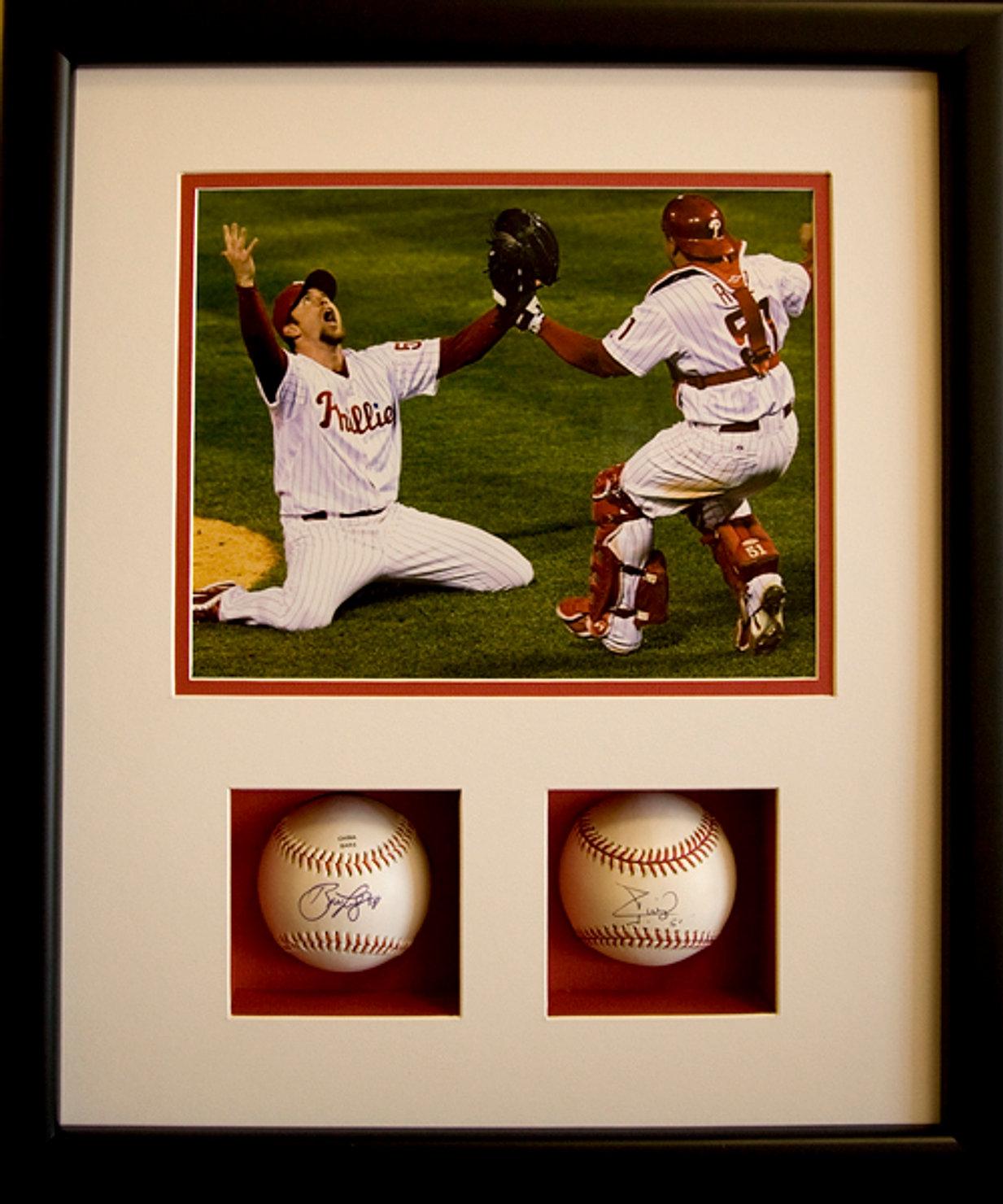 Signed Baseballs
