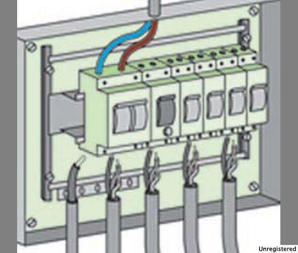 Intelec centro de instalaci n y servicio page 1 - Instalacion electrica domestica ...