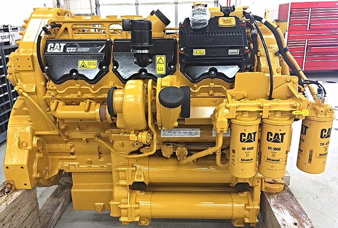 cat c13 engine serial number
