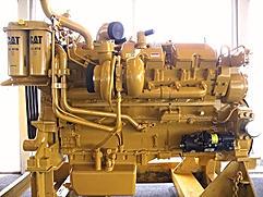 Caterpillar 3408E diesel engine for Caterpillar D9R Dozer