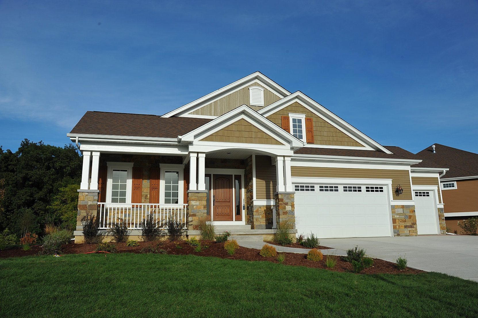 Northwest indiana homes builder aldred homes valparaiso for House builders in indiana