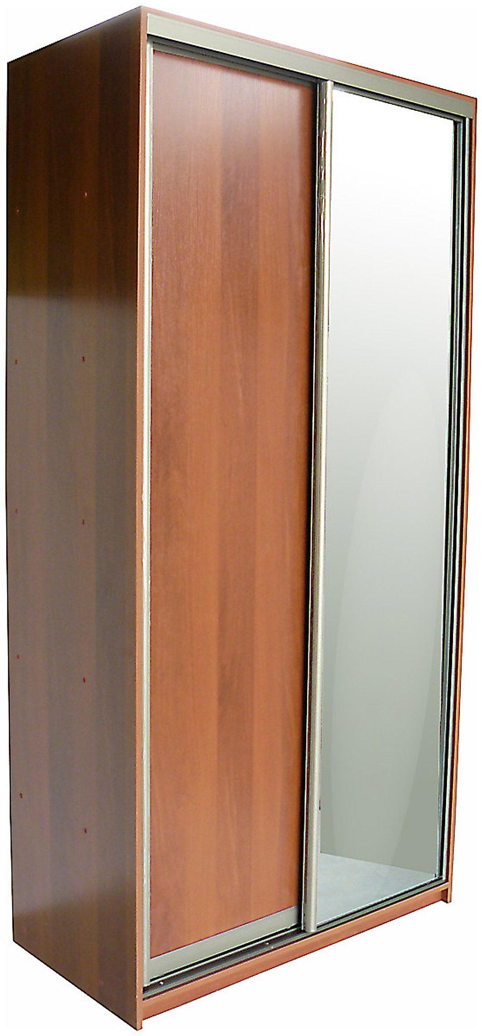 Двери-купе для встроенного шкафа шкаф-купе 2-х дверный преми.