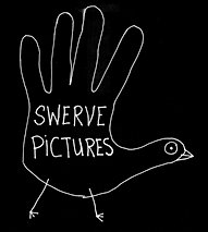 Swerve Pictures hand turkey logo