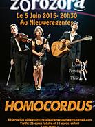 Vendredi 5 juin \ 20:30 \ L'Autre Pays du Théâtre présente « zOrozora » \ De Nieuweregentes La Haye