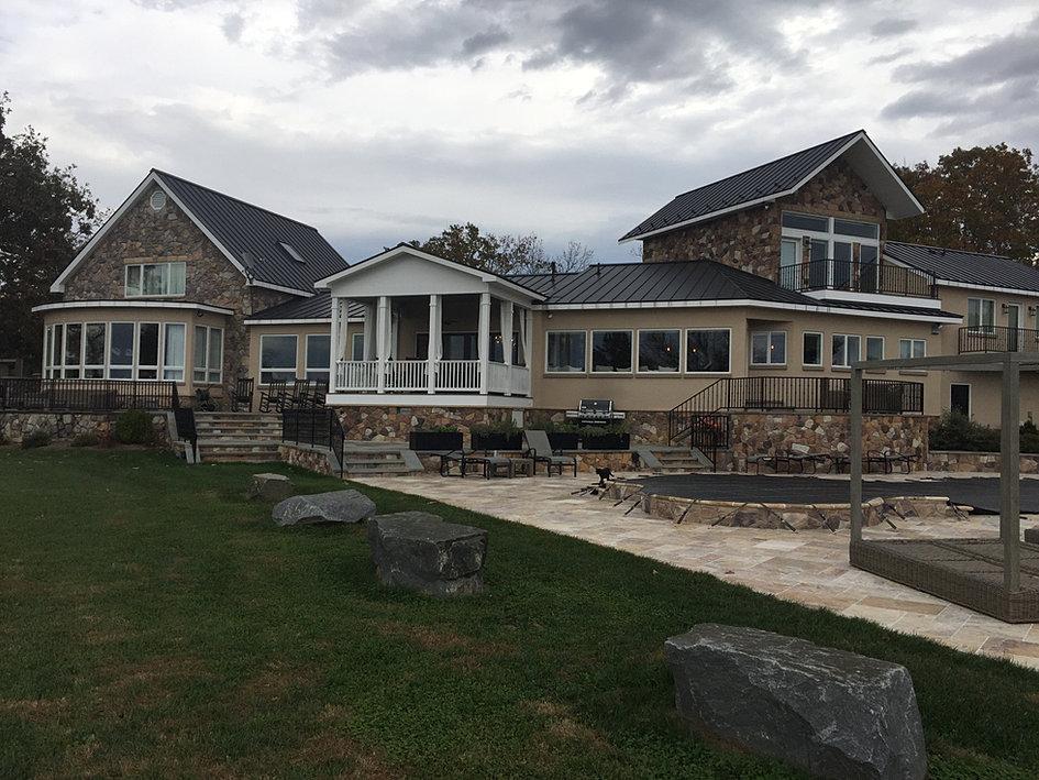 Studio z architecture inc richmond architect for Custom home addition