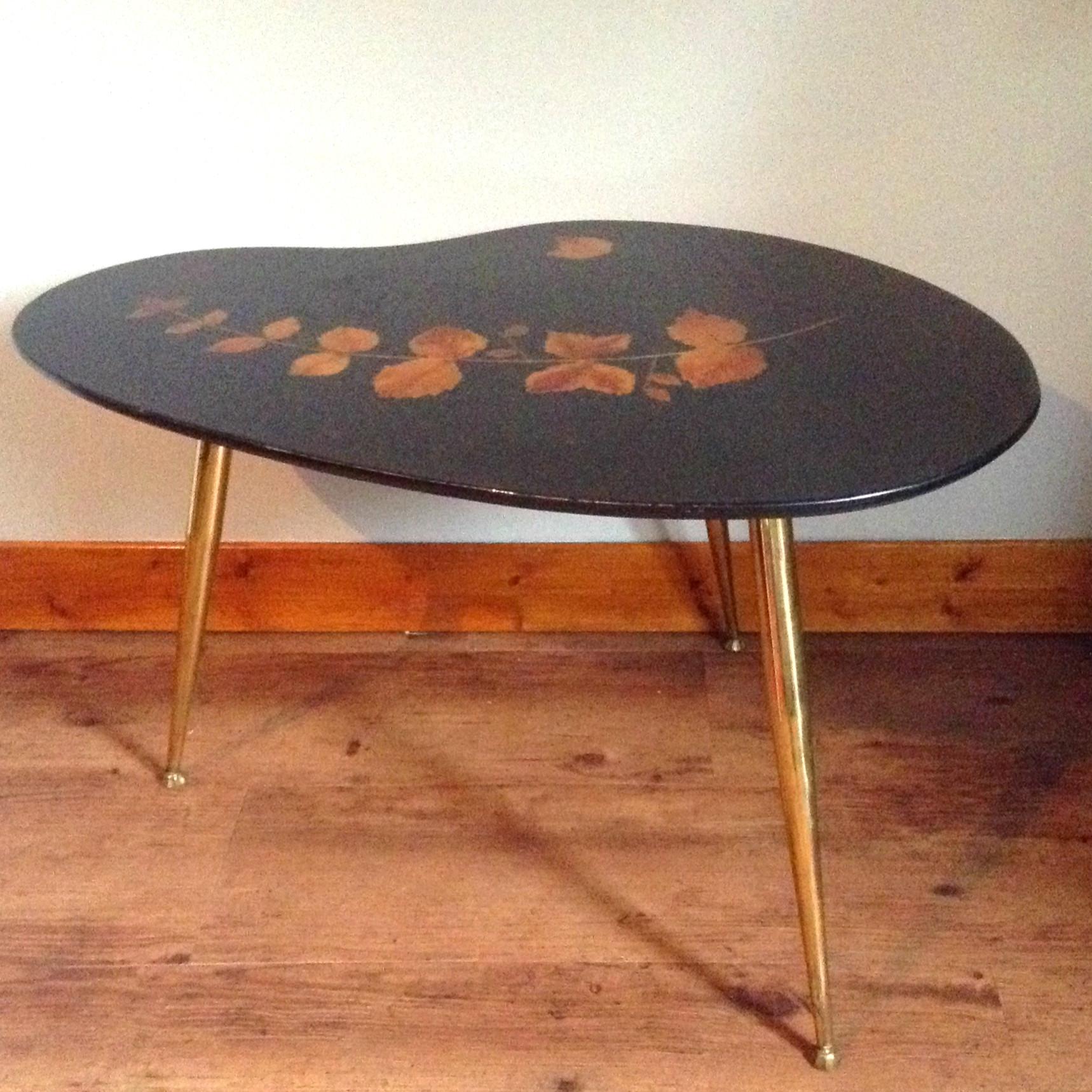 Creer Une Table Basse Vintage