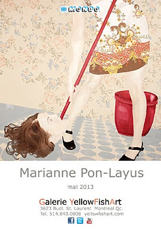 Double Vernissage:Marianne Pon-Layus