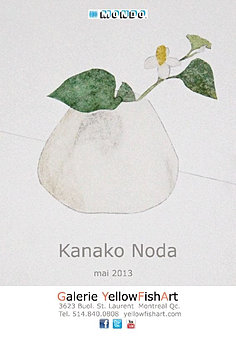 Double Vernissage: Kanako Noda