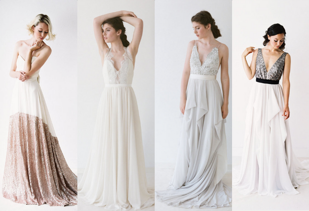 Etsy wedding dress guide 3 best etsy bridal boutiques designer would pay at a traditional wedding dress boutique you could get a handmade one of a kind wedding gown that youll not only love on your wedding day junglespirit Images
