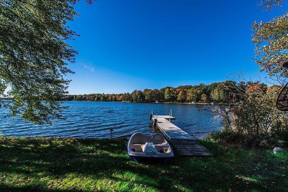 Blake Lake Cabin Wisconsin Cabin Rental Gallery Cabin On