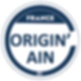 Logo Origin'Ain ZEST