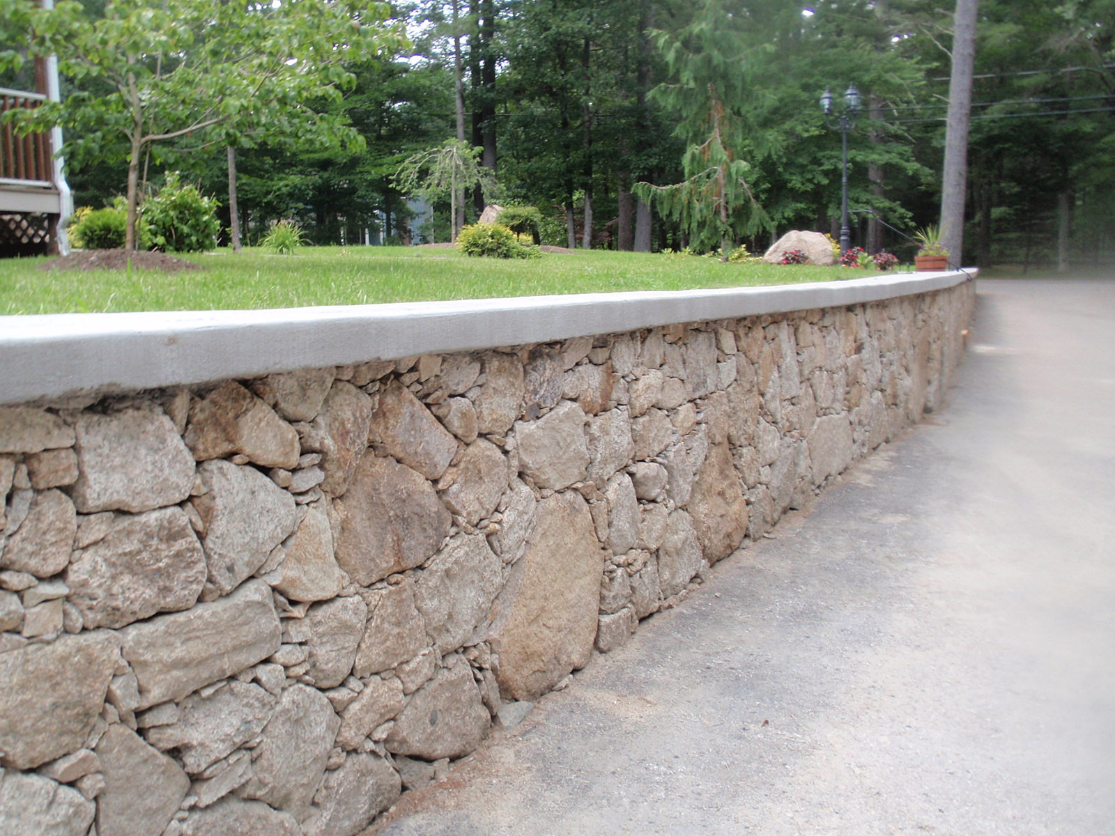 Concrete Sealer Store Massachusetts Rhode Island Sealing Stone Walls