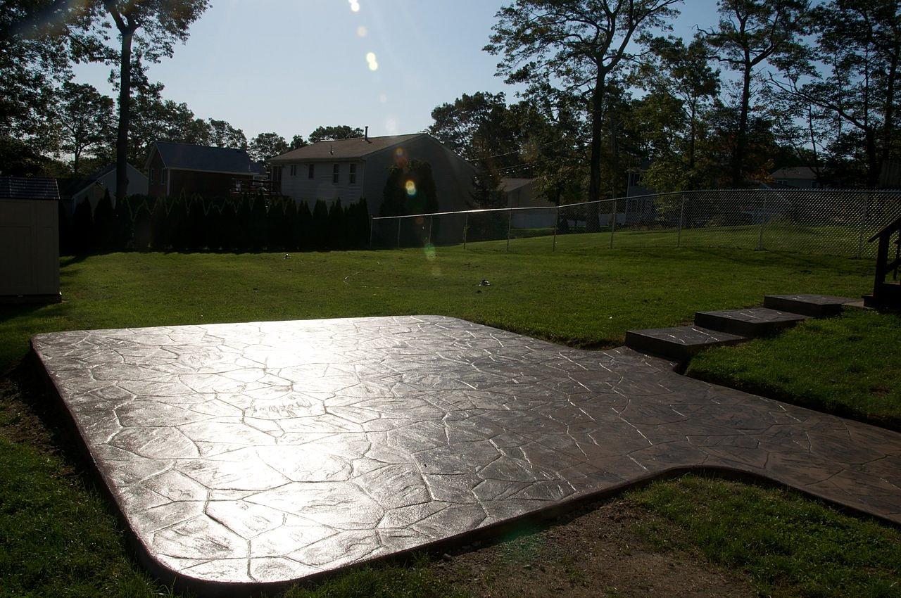 Concrete Sealer Store Massachusetts - Rhode Island | patio acrylic ...