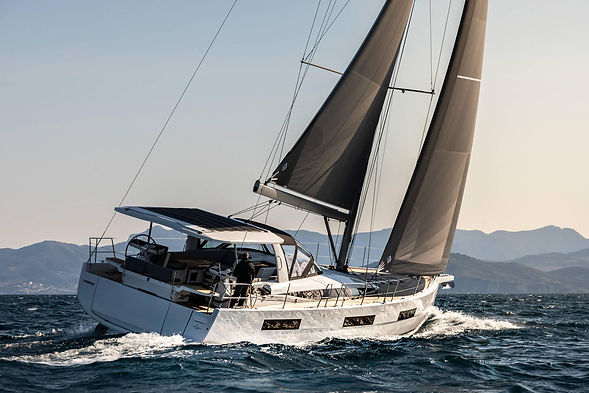 Jeannerau 60 Yacht transom view sailing.jpg