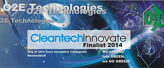 CleantechInnovate, O2E Technologies