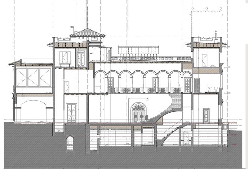 Alberto p rez montes arquitecto arquitecto t cnico drawn - Trabajo arquitecto barcelona ...