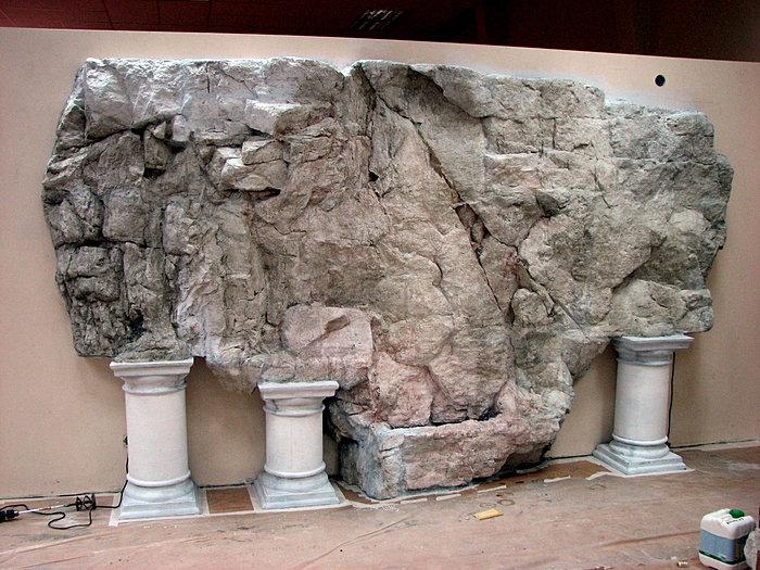 Как сделать арт бетон своими руками
