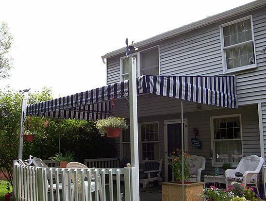 Laurel Awning Company Patio And Deck Awnings