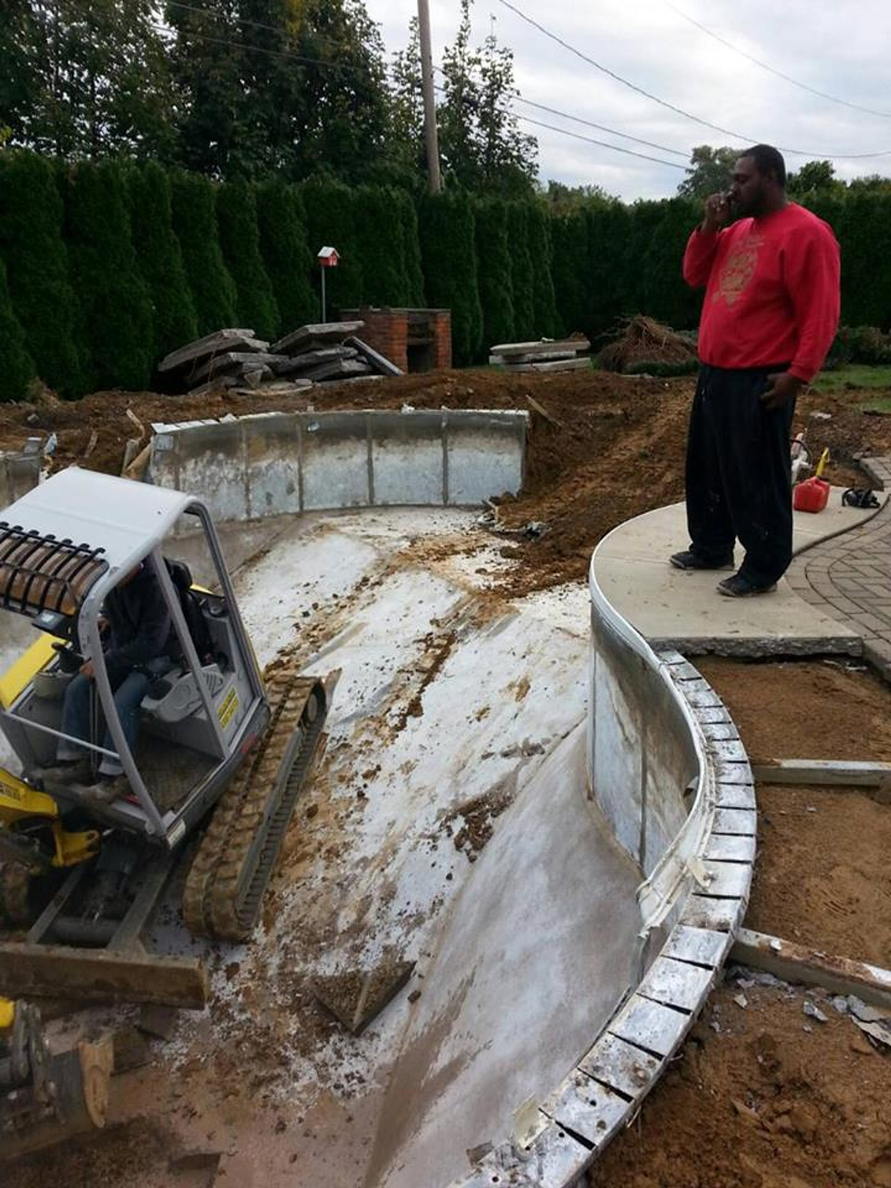 Rochester Ny Mulch Grading Excavating Rochester Ny