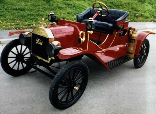 1909 Ford Car
