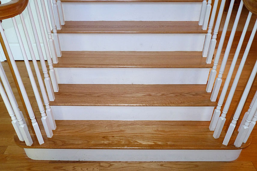 Red Oak Stair Treads