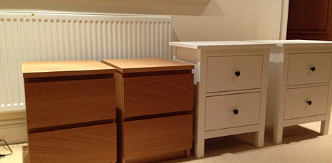 Jobs Done By Pp Flat Pack Ikea Furniture Wardrobe Assembly