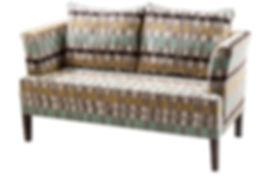 Foxford Sofa with cushions