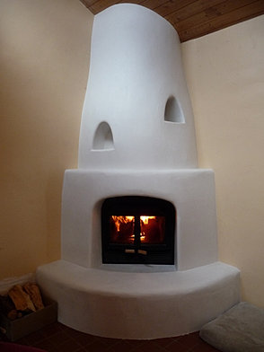 Kiva Fireplaces