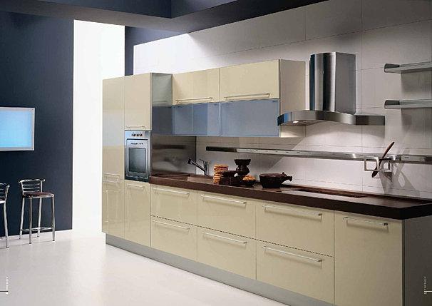 Дизайн кухни длина 5 метров