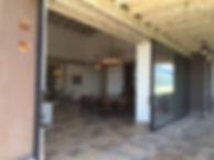 WEILAND color negro comedor terraza inco