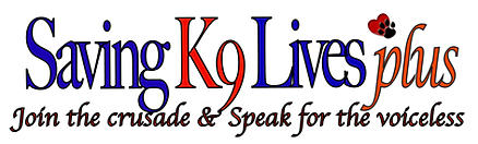 Saving K9 Lives Plus, Inc