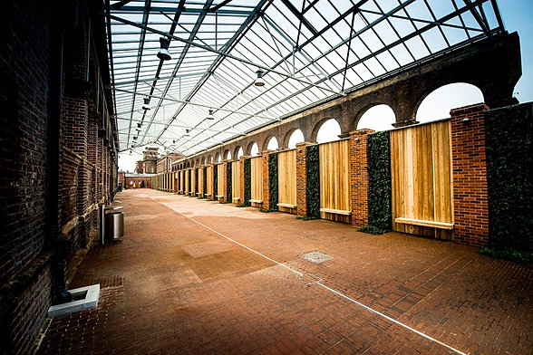 Chester Station Carraige Shed