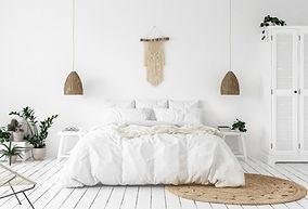 White Bedroom Concept