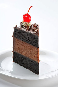 BELGIAN CHOCO Devil Food Cheesecake