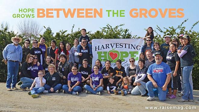 behealthytulare | HARVESTING HOPE