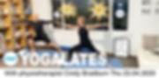 Yogalates Cindy & jacques Thu 23.04.2020