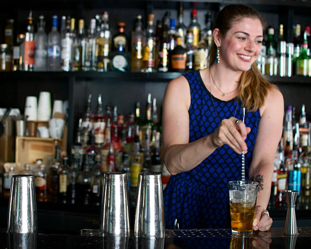 The Bartender's List- Lauren Mote