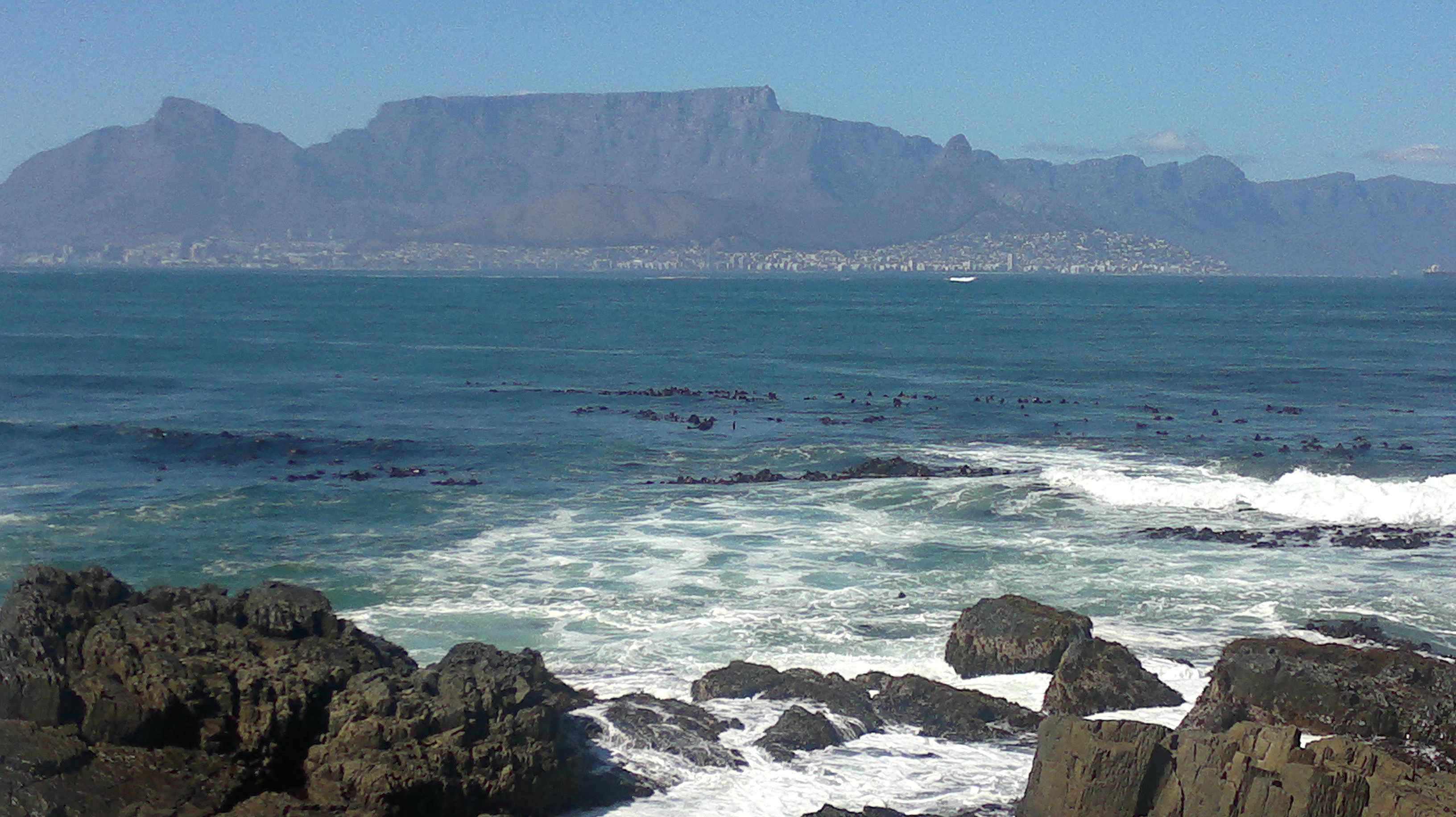 Daily blog cape town tours golf safari south africa - Robben island and table mountain tour ...