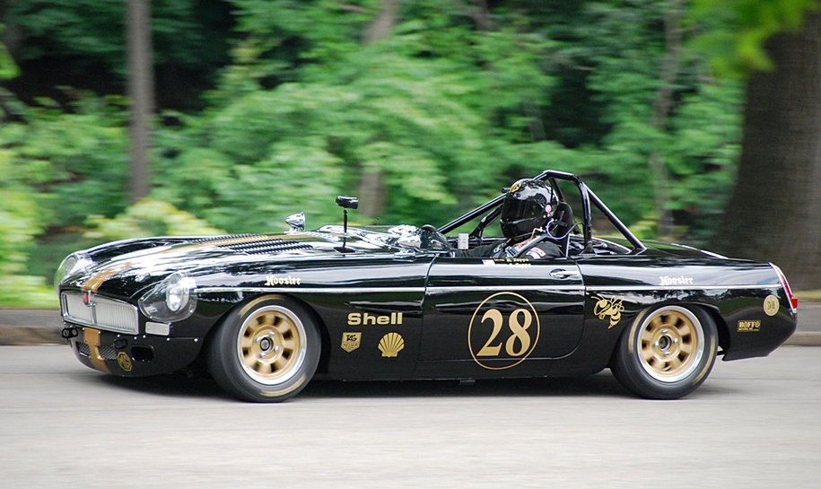 C11llon Mgb Front Suspension
