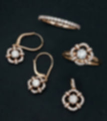 Diamond Jewellery, Hong Kong Jewellery, Trinity Jewellery