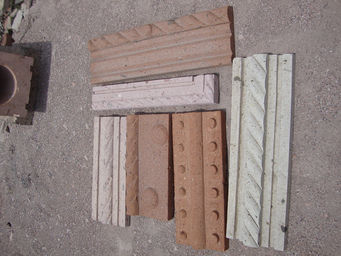 Venta de sillar cantera y rusticos rocha - Molduras de marmol ...