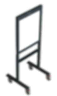 Industrial Whiteboard, Lean Manufacturing Whiteboard, Kanban Board, Mobile Whiteboard