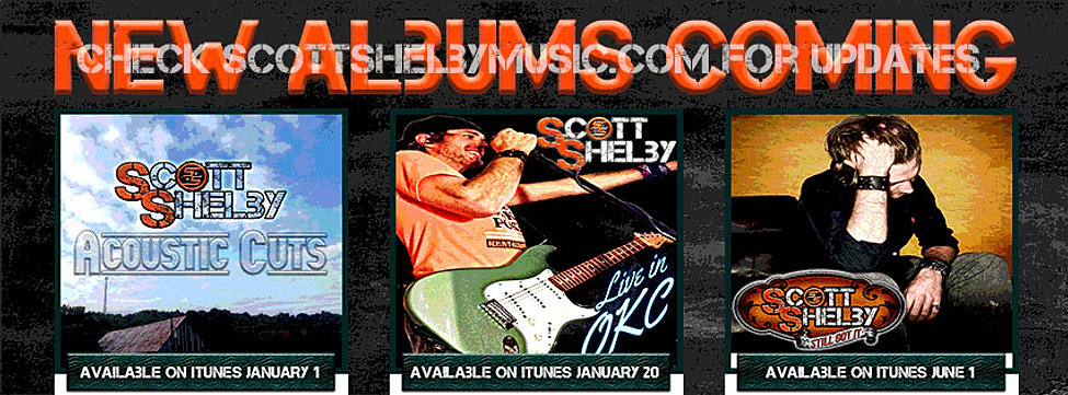 Scott Shelby Country Singer