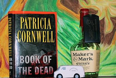 book of the dead scarpetta summary