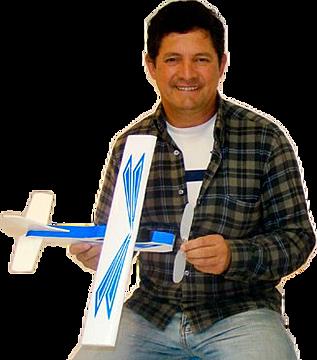 Aviãozinho Aeromodelismo Aerotupiniquins