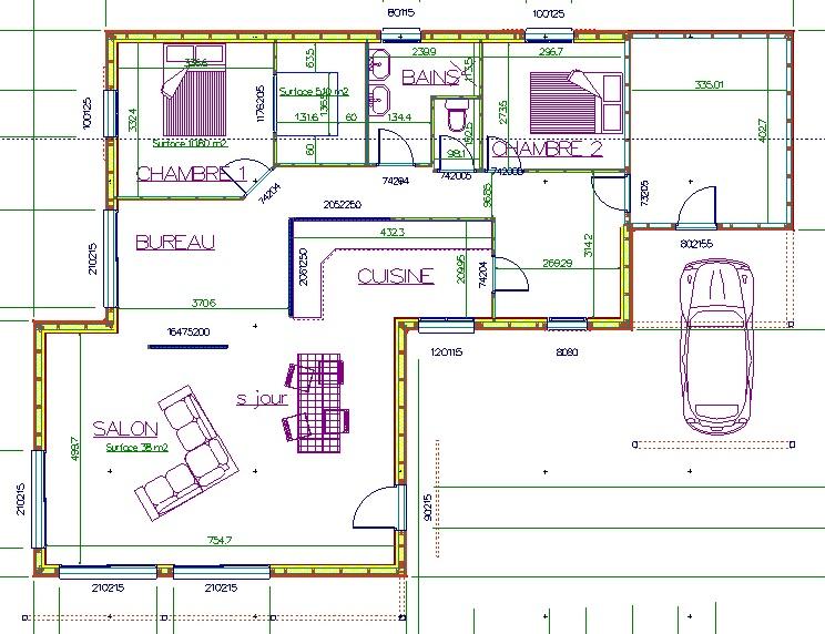 Maison bois allier obtenez des id es de for Constructeur maison allier