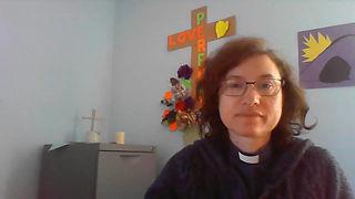 Revd Claire Holt 29 Mar