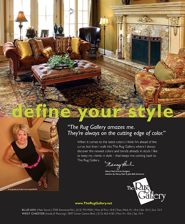 Rug  Gallery ad