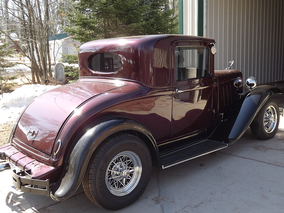 Twincitiesauctions 1932 plymouth coupe for 1932 plymouth 2 door sedan