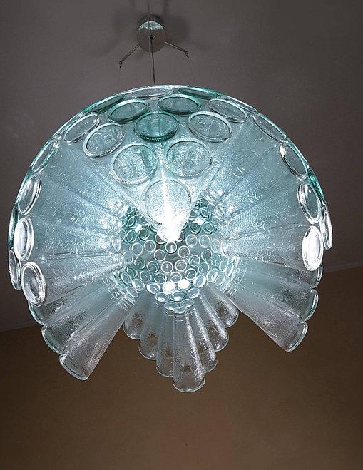 Lampade Con Bottiglie Riciclate: Realizzare una lampada da tavolo con le bott...